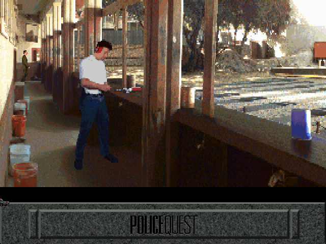 Police Quest 4 Screenshot Wallpaper 52
