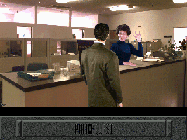 Police Quest 4 Screenshot Wallpaper 58
