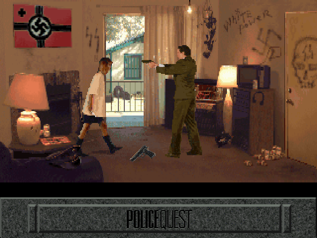 Police Quest 4 Screenshot Wallpaper 86