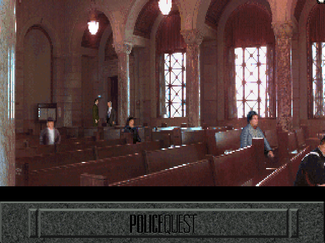 Police Quest 4 Screenshot Wallpaper 94