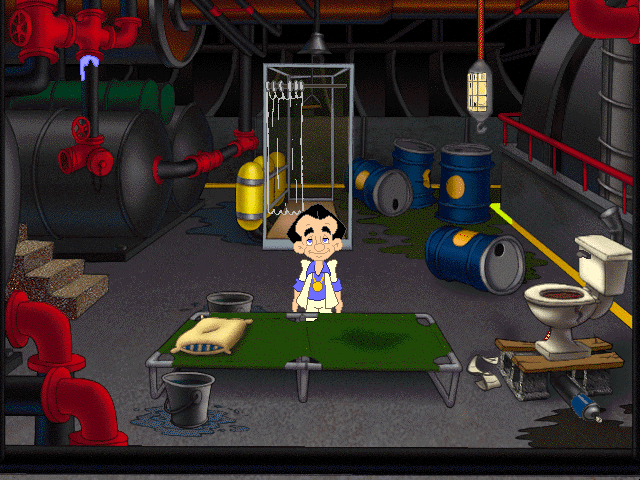 Leisure Suit Larry 7 Screenshot Wallpaper 49