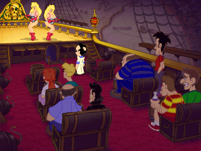 Leisure Suit Larry 7 Screenshot Wallpaper 115
