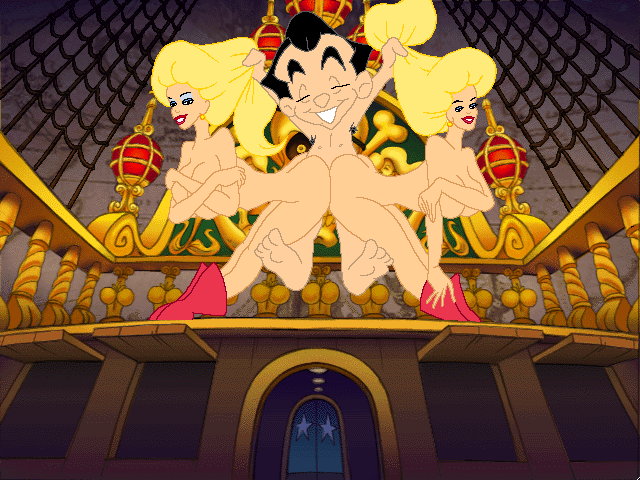 Leisure Suit Larry 7 Screenshot Wallpaper 124
