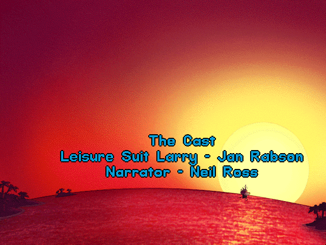 Leisure Suit Larry 7 Screenshot Wallpaper 219