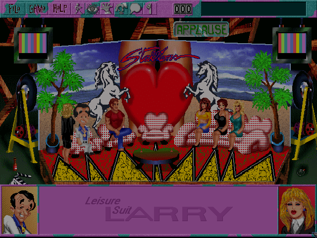 Leisure Suit Larry 6 CD Screenshot Wallpaper 24