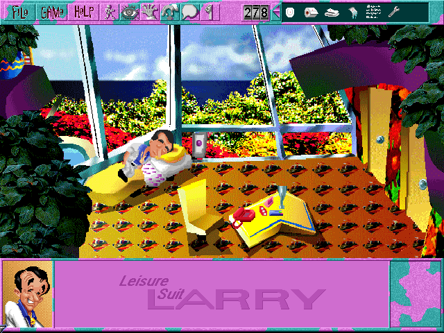 Leisure Suit Larry 6 CD Screenshot Wallpaper 45