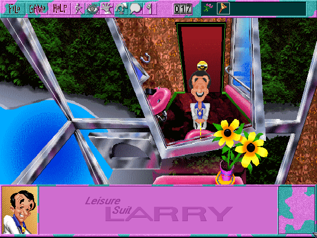 Leisure Suit Larry 6 CD Screenshot Wallpaper 50