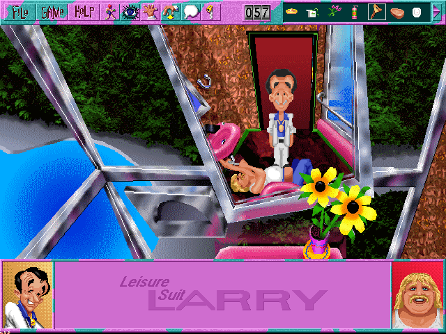 Leisure Suit Larry 6 CD Screenshot Wallpaper 51