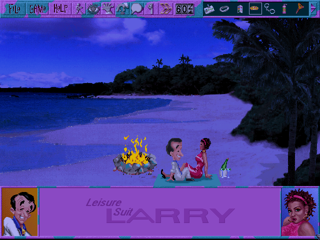 Leisure Suit Larry 6 CD Screenshot Wallpaper 97
