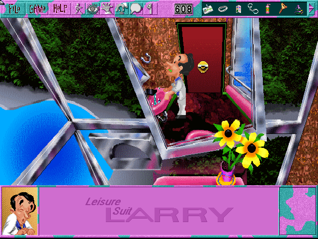 Leisure Suit Larry 6 CD Screenshot Wallpaper 100