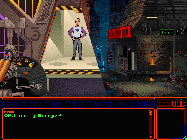 Space Quest 6 Screenshot Wallpaper 17
