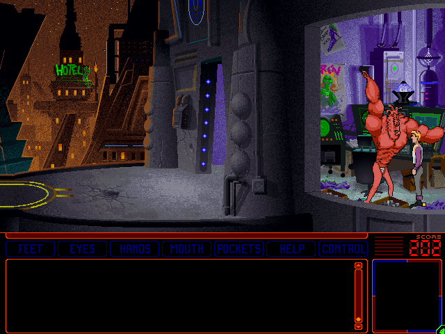 Space Quest 6 Screenshot Wallpaper 42