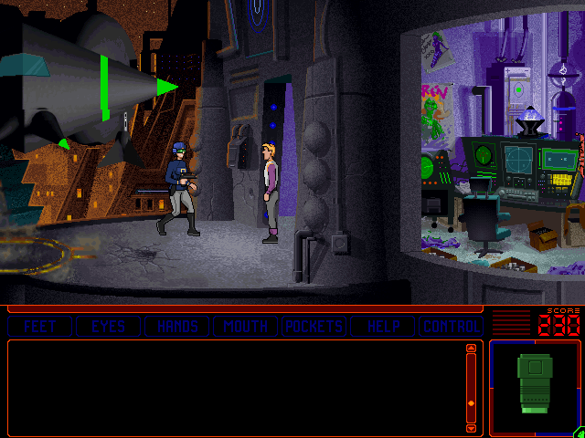 Space Quest 6 Screenshot Wallpaper 46