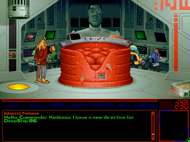 Space Quest 6 Screenshot Wallpaper 52