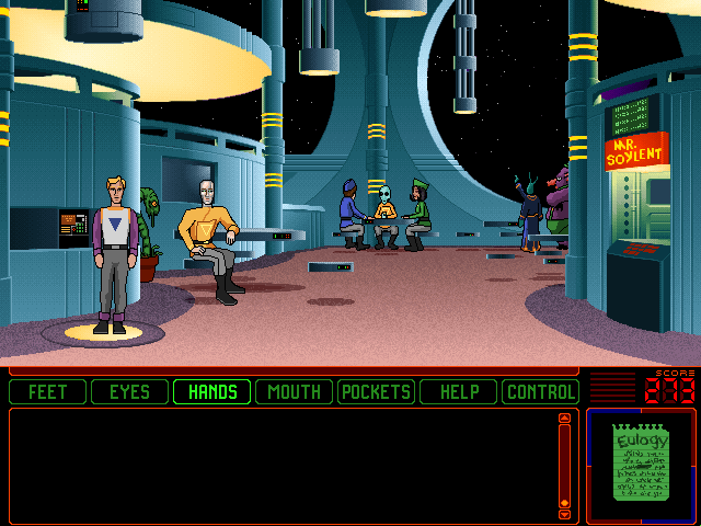 Space Quest 6 Screenshot Wallpaper 69