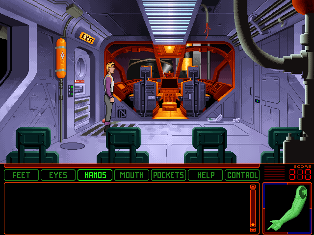 Space Quest 6 Screenshot Wallpaper 77