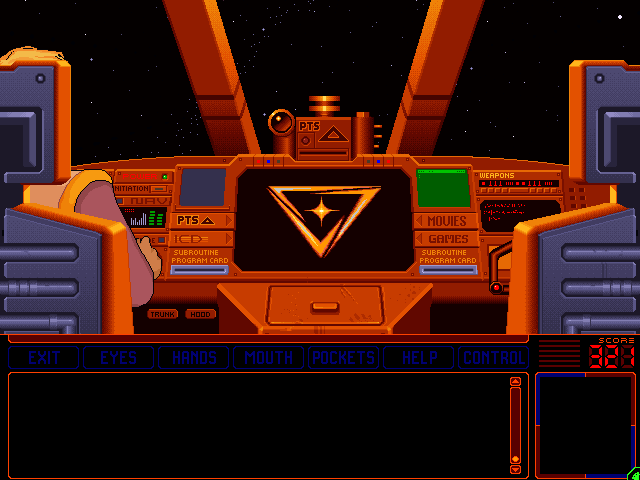 Space Quest 6 Screenshot Wallpaper 85