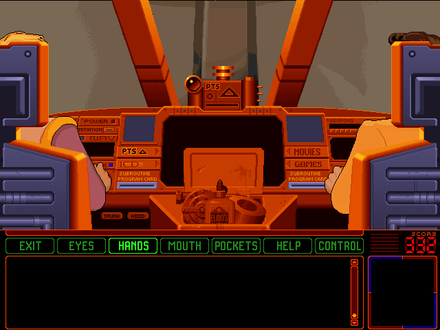 Space Quest 6 Screenshot Wallpaper 88