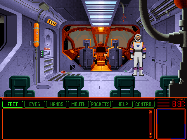 Space Quest 6 Screenshot Wallpaper 89