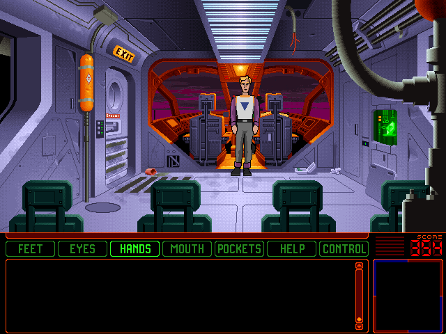 Space Quest 6 Screenshot Wallpaper 104