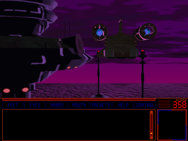 Space Quest 6 Screenshot Wallpaper 106
