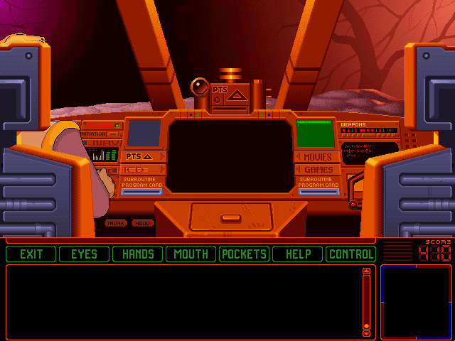 Space Quest 6 Screenshot Wallpaper 130