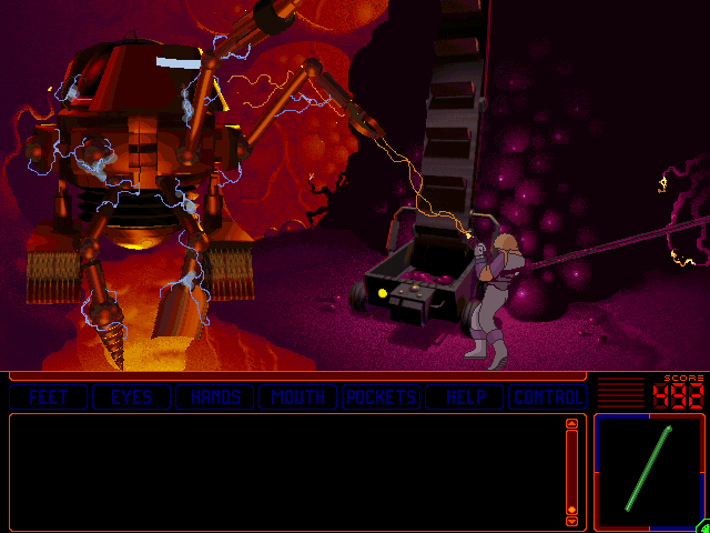 Space Quest 6 Screenshot Wallpaper 157