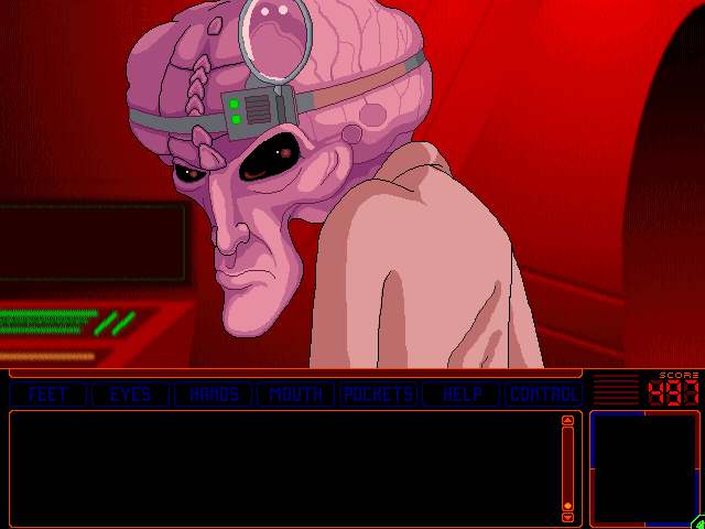 Space Quest 6 Screenshot Wallpaper 161