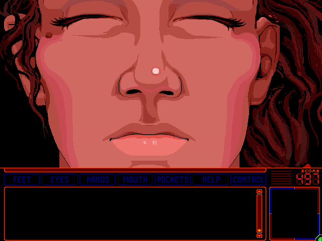 Space Quest 6 Screenshot Wallpaper 162