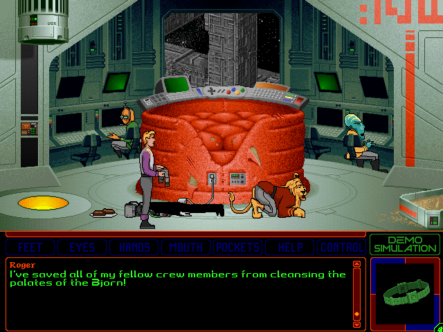 Space Quest 6 Screenshot Wallpaper 210