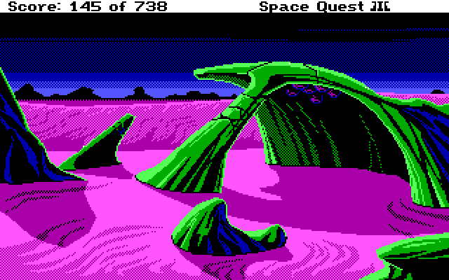 Space Quest 3 Screenshot Wallpaper 72