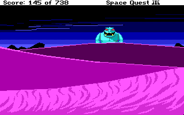 Space Quest 3 Screenshot Wallpaper 82