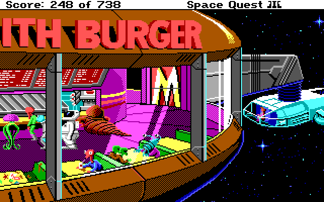 Space Quest 3 Screenshot Wallpaper 110