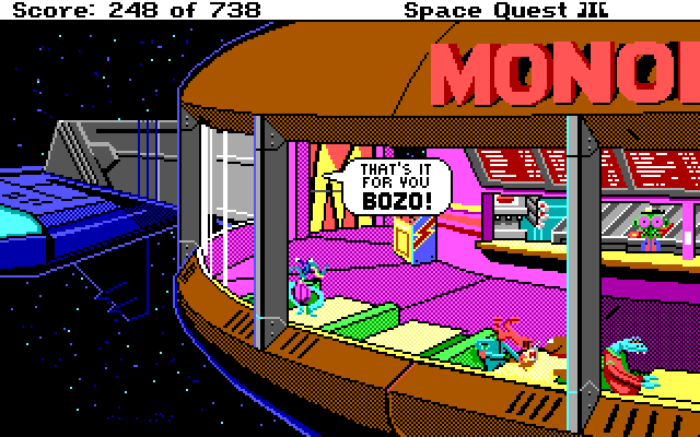 Space Quest 3 Screenshot Wallpaper 113