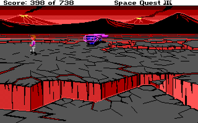 Space Quest 3 Screenshot Wallpaper 128