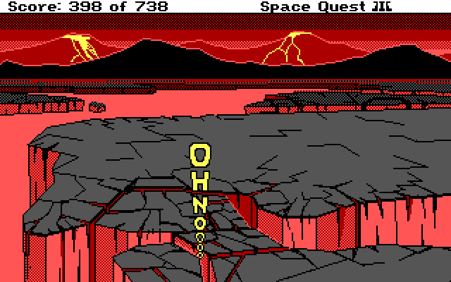 Space Quest 3 Screenshot Wallpaper 130