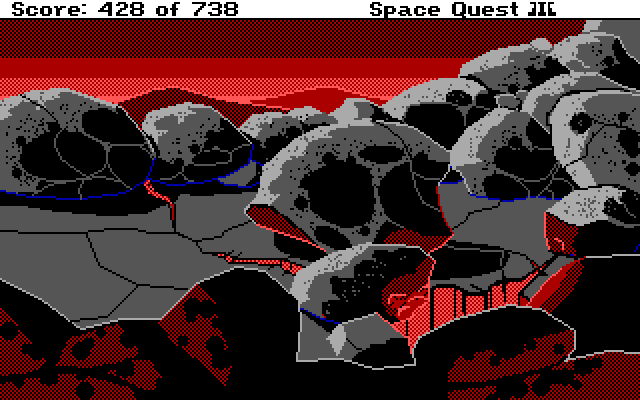 Space Quest 3 Screenshot Wallpaper 135