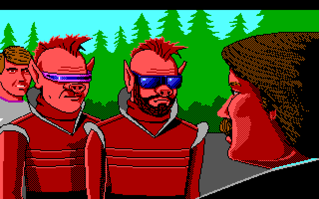 Space Quest 3 Screenshot Wallpaper 189
