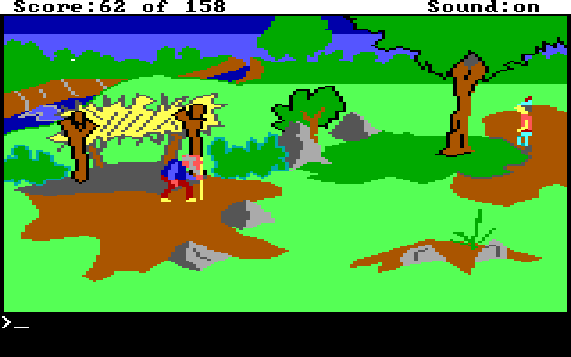 King's Quest 1 AGI Screenshot Wallpaper 41