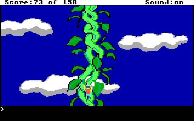 King's Quest 1 AGI Screenshot Wallpaper 44