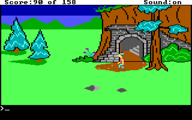 King's Quest 1 AGI Screenshot Wallpaper 58