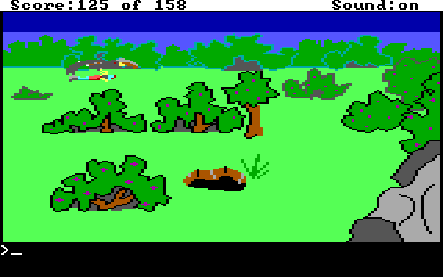 King's Quest 1 AGI Screenshot Wallpaper 73