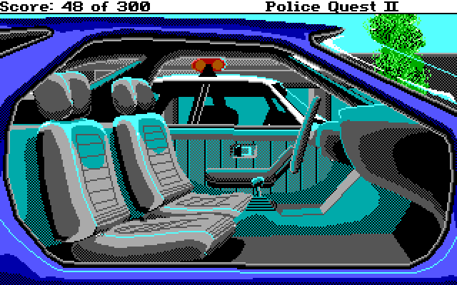 Police Quest 2 Screenshot Wallpaper 47