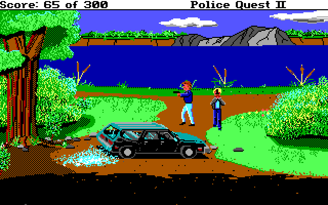 Police Quest 2 Screenshot Wallpaper 53
