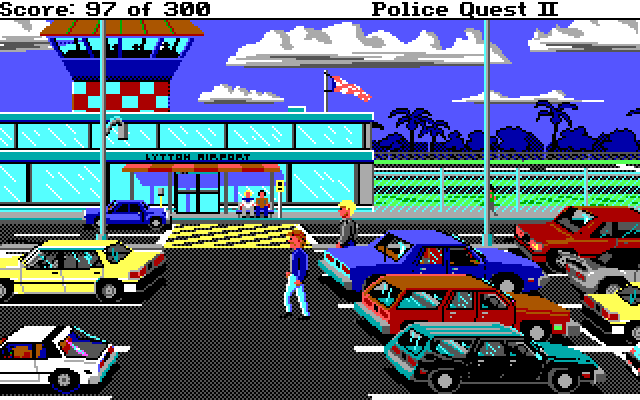 Police Quest 2 Screenshot Wallpaper 66