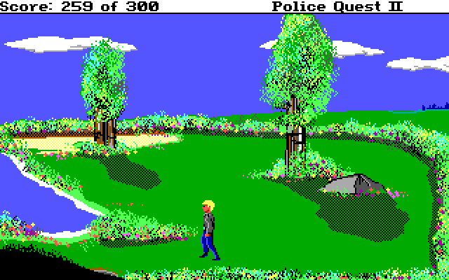 Police Quest 2 Screenshot Wallpaper 112
