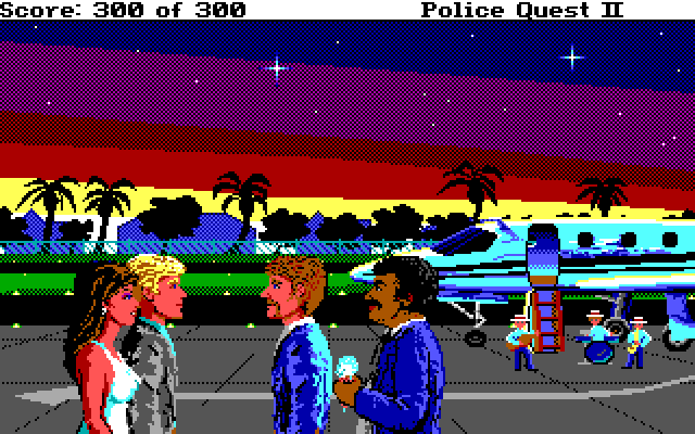 Police Quest 2 Screenshot Wallpaper 126