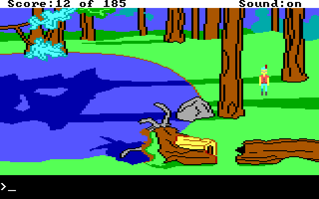 King's Quest 2 Screenshot Wallpaper 14