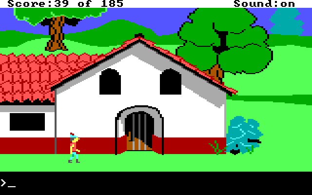 King's Quest 2 Screenshot Wallpaper 28