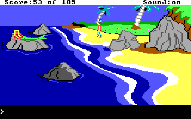 King's Quest 2 Screenshot Wallpaper 53